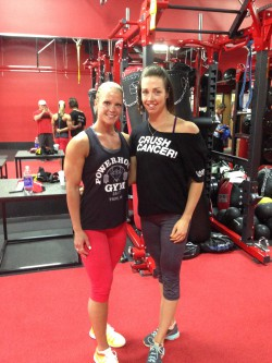 Had a great time (as usual) at Nicole's seminar.