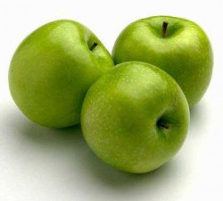 Growing up I would ONLY eat green apples. While they're still my apple of choice, I love honeycrisp, but am too cheap to buy them often.