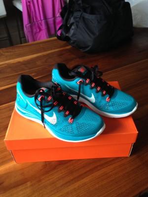 Nike Lunarglides.
