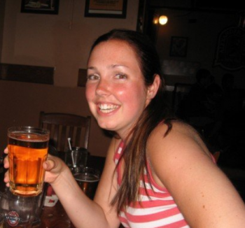 Binge drinking during my Masters became my favorite hobby. (2008)