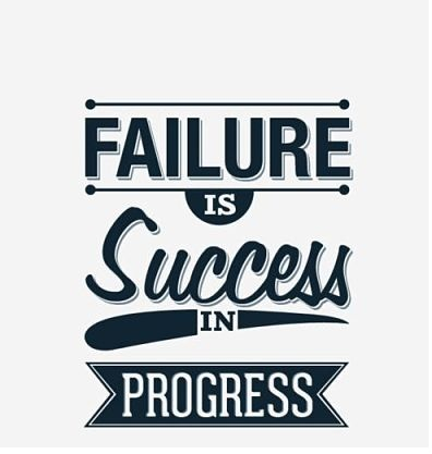 failure lead to success essay The road to failure can lead us down the path of success do you think that you can let go of the past and use each failure as a stepping stone to success failure allows us to grow as i have mentioned in previous blogs, failure allows us to learn.