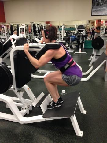 Hack squat